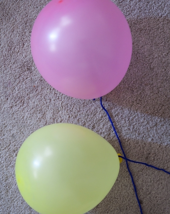 Fourth Grade Offline Games Activities: Pop the Balloons!