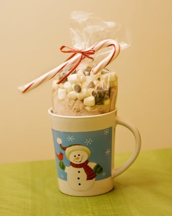 Preschool Holidays & Seasons Activities: Make Snowman Soup!