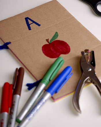 Kindergarten Holidays & Seasons Activities: Make an ABC, 123 Book!