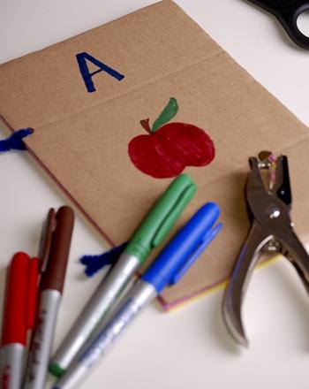 Kindergarten Holidays & Seasons Activities: Make an ABC, 123 Book!