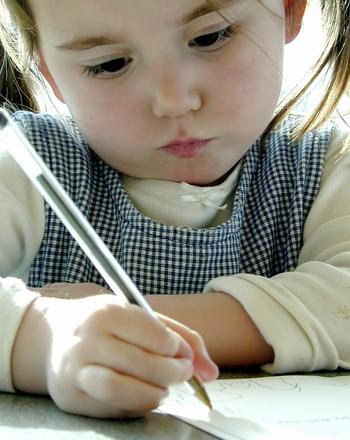 Kindergarten Reading & Writing Activities: Kindergarten Journal