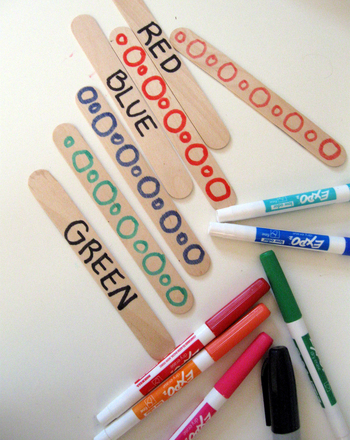 Preschool Science Activities: Color Names
