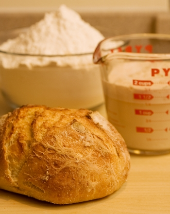 Preschool Recipes Activities: Learn How to Make Bread from Yeast Dough