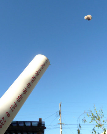 Middle School Science Activities: Potato Cannon