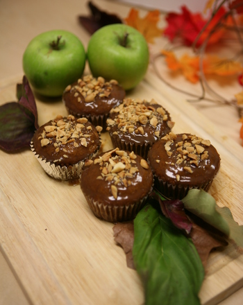 Second Grade Holidays & Seasons Activities: Bake Caramel Apple Spiced Cupcakes