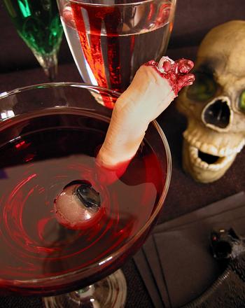 First Grade Holidays Activities: Halloween Drink Ideas
