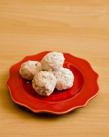 Fourth Grade Holidays & Seasons Activities: Chocolate Snowballs