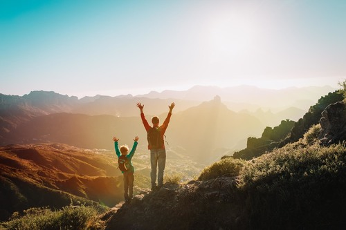 Fourth Grade Holidays Activities: Plan a Father's Day Hike