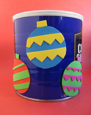 Second Grade Holidays & Seasons Activities: Cookie Tin