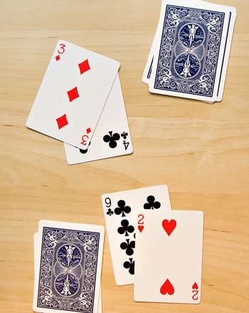 Second Grade Math Activities: Close Call: An Addition Card Game
