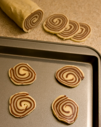 Preschool Recipes Activities: Bake Tree Ring Cookies