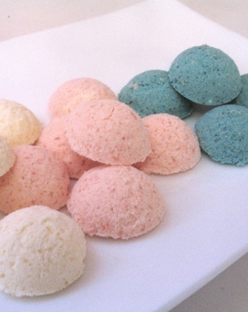 Second Grade Arts & Crafts Activities: Craft Fizzing Bath Soaps