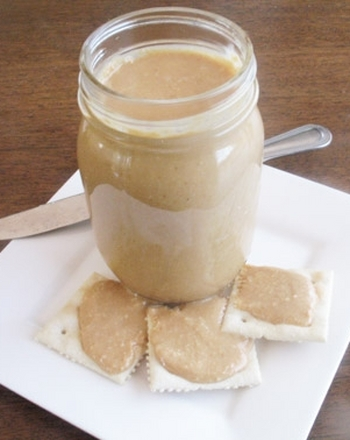 First Grade Recipes Activities: How to Make Peanut Butter