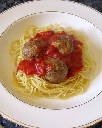 Third Grade Recipes Activities: Quinoa Meatballs
