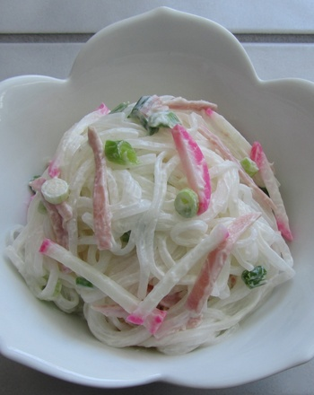 Fifth Grade Recipes Activities: Vermicelli Salad