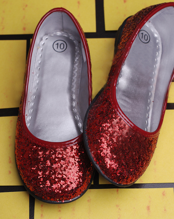 First Grade Arts & crafts Activities: DIY Glitter Shoes