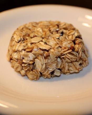 Fourth Grade Recipes Activities: Homemade Granola Bars