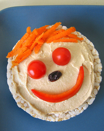 Preschool Recipes Activities: Healthy Snack for Kids