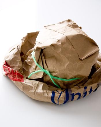 Third Grade Holidays & Seasons Activities: Paper Bag Hat