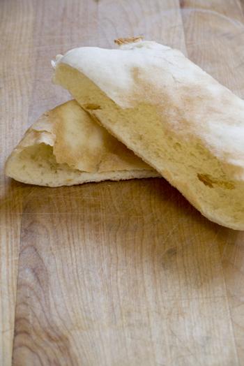 Middle School Recipes Activities: Pita Bread Recipe