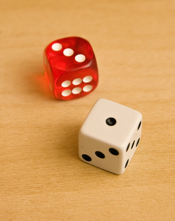 Fifth Grade Math Activities: Probability Dice Game