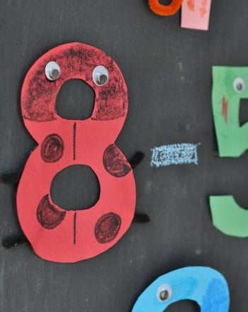Kindergarten Math Activities: Add and Subtract with Math Bugs