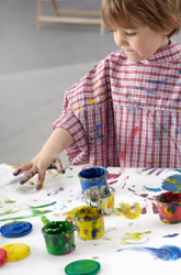 First Grade Reading & Writing Activities: Paint and Learn