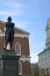 Walking Boston's Freedom Trail