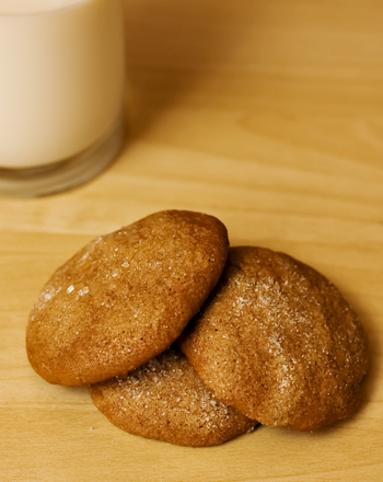 Fourth Grade Holidays & Seasons Activities:  Molasses Cookies