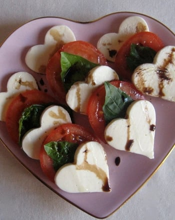 Fourth Grade Holidays & Seasons Activities: Valentine's Day Salad