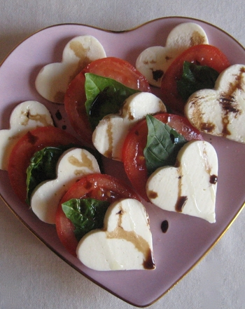 Fourth Grade Recipes Activities: Valentine's Day Salad