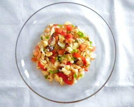 Third Grade Recipes Activities: Conch Salad