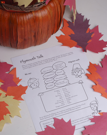 "Third Grade Holidays & Seasons Activities: Say ""Huzzah"" This Thanksgiving!"
