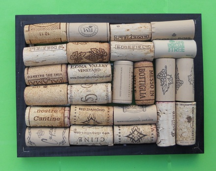 Third Grade Arts & Crafts Activities: How to Make a Cork Trivet