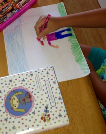 Third Grade Reading & Writing Activities: Drawing Characters