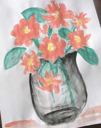 Second Grade Holidays & Seasons Activities: Still Life Painting for Kids