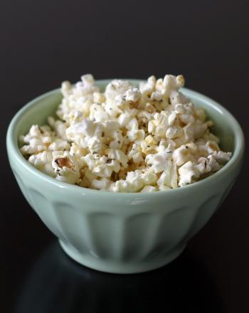 Third Grade Recipes Activities: Herb Popcorn!