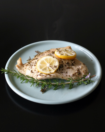 Fourth Grade Recipes Activities: Rosemary Lemon Chicken