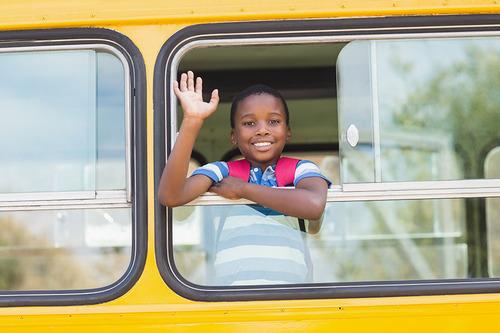 Preschool Arts & crafts Activities: Create an Egg Carton School Bus