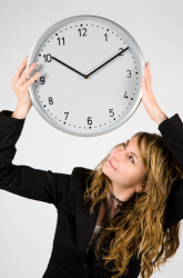 Don't Procrastinate! Teach Your Child Time Management