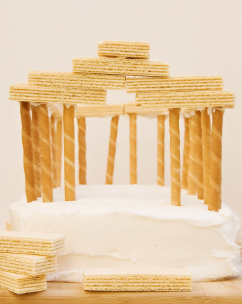 Middle School Social Studies Activities: Build an Edible Ancient Temple!