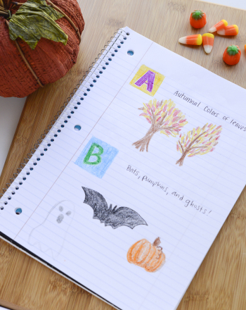Second Grade Reading & Writing Activities: Write a Seasonal Alphabet Poem