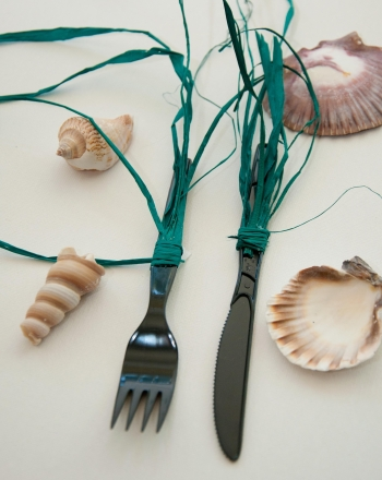 First Grade Arts & Crafts Activities: Kelp Utensils