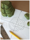 The goal of this project is to create an exciting topographical map out of dough.