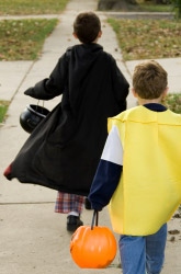 Tips for Safe and Healthy Trick or Treating
