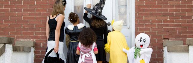 The Hidden History of Halloween