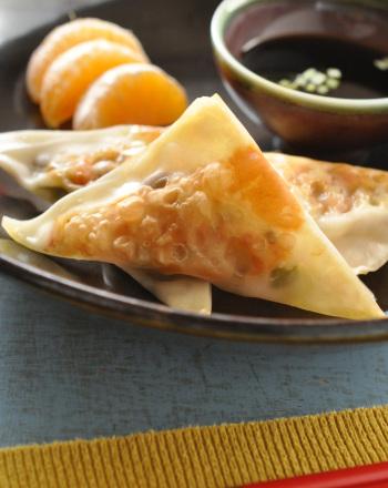 High School Holidays & Seasons Activities: Chinese Dumpling Recipe
