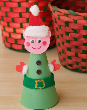 Superb Second Grade Holidays U0026 Seasons Activities: Elf Craft