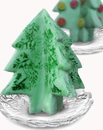 Third Grade Recipes Activities: Christmas Tree Cookies