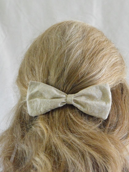 Fourth Grade Arts & crafts Activities: DIY Hair Bow